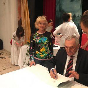 Susret s Vladimirom Megreom u Bratislavi