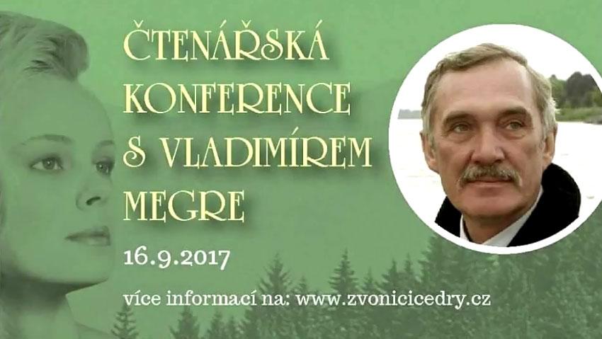 Susret čitatelja s Vladimirom Megreom – Prag, 16.9.2017.