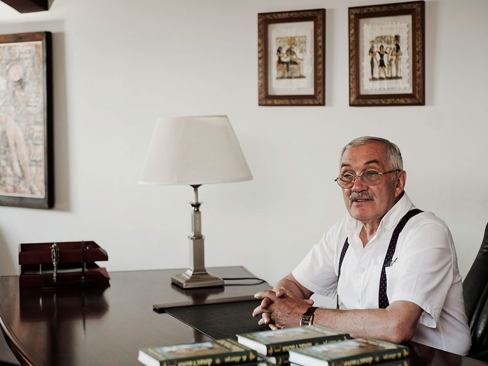 Obraćanje Vladimira Megrea čitateljima: Stvarajmo domovinu